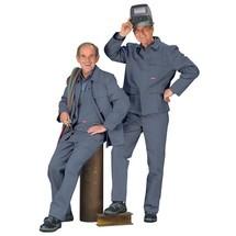 PLANAM Schweißerschutz-Jacke, grau
