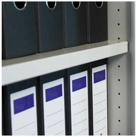 Plank voor archief-/documentenkast
