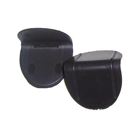Plastic edge guard, without mandrel