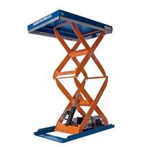 Plataforma elevadora de tijeras dobles EdmoLift® serie C