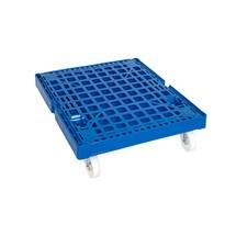plataforma rodante de plástico