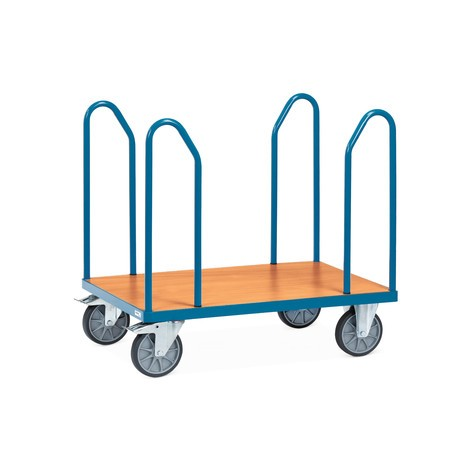 Plateauwagen fetra® met zijbeugels
