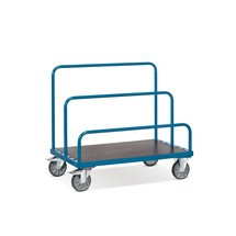 Platenwagen fetra® basismodel (zonder beugel). Capaciteit 500 of 1200 kg