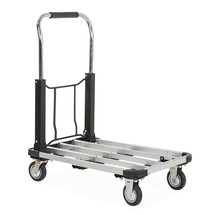 Platform trolley, aluminum, BASIC