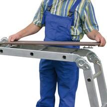 Platform voor vouwladder KRAUSE®, 4x3 sporten