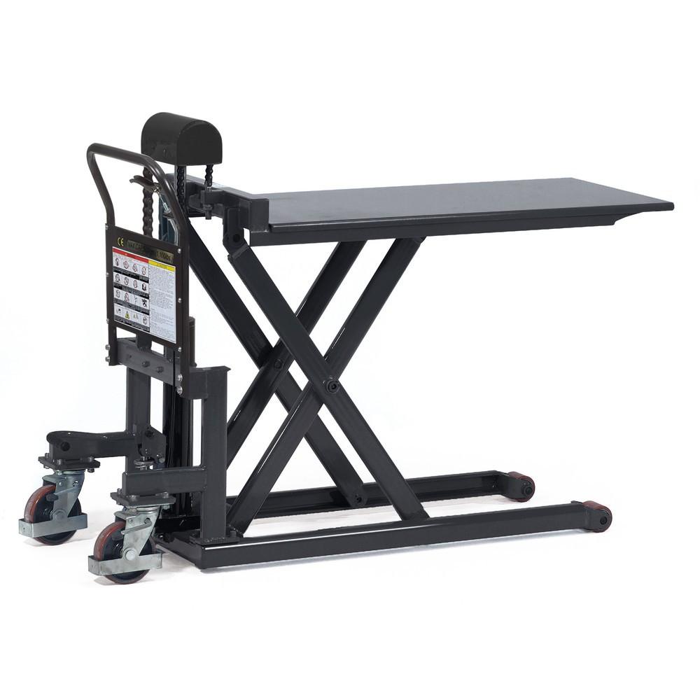 Platforma nakładana do wózka paletowego zpodnośnikiem nożycowym fetra®