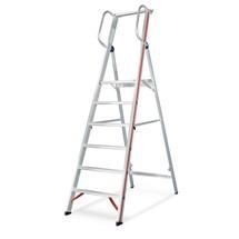 Platformladder HYMER ® inklapbaar, eenzijdig, stahoogte 95cm