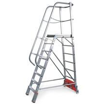 Platformladder KRAUSE® Vario