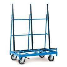Plattenwagen fetra®, 1-seitig