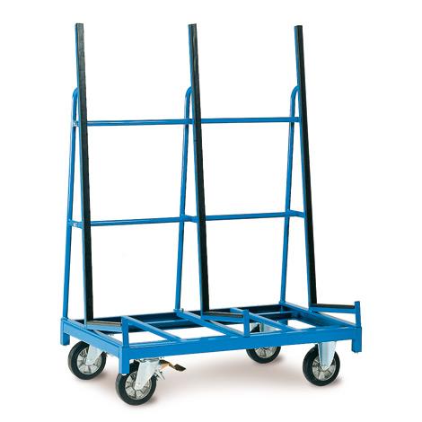 Plattenwagen fetra® einseitig. Tragkraft 1200 kg