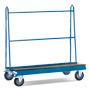 Plattenwagen fetra® einseitig. Tragkraft 500kg