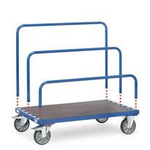 Plattenwagen fetra®, ohne Bügel