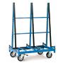Plattenwagen fetra® zweiseitig. Tragkraft 1200 kg
