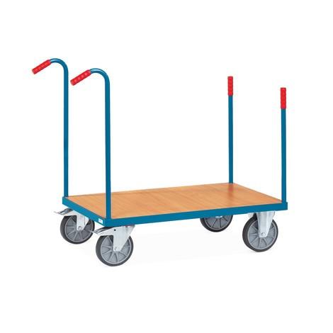 Plattformwagen fetra® mit Rungen