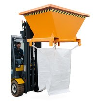 Plnicí nálevka pro transport tašky BIG BAG, VxŠxH 990 x 1.710 x 1.320 mm