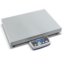 Plošinová váha sdisplejem
