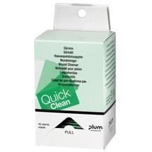 Plum Wundreinigungstücher QuickClean Nachfüllpack