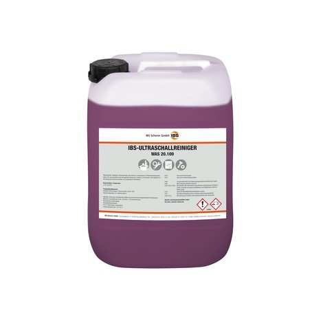 Płyn czyszczący do myjek ultradźwiękowych IBS WAS 20.100