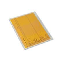 Pochette magnétique porte-documents adhésive