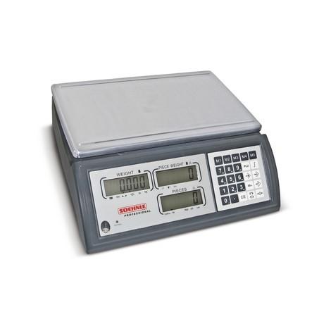 Počítací váha SOEHNLE