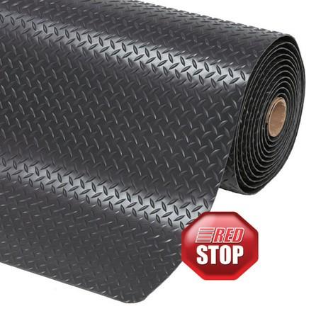 Podlahová rohož 2-vrstvová, PVC