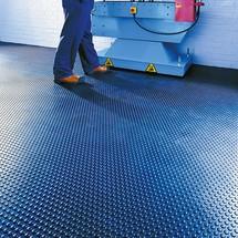 Podlahová rohož s nubmi, PVC