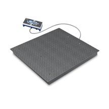 Podlahová váha KERN s indikátorom