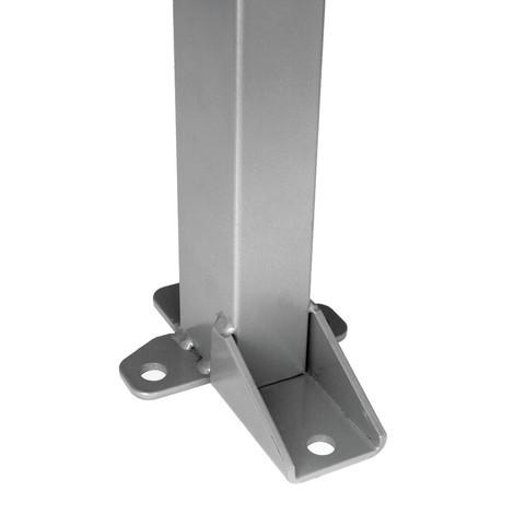 Podpěry pro systém dělicích příček TROAX® SMART FIX™