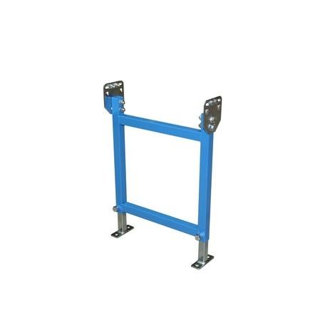 Podpora pre vysokovýkonný valčekový dopravník, dvojitý stojan typ U1