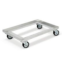 Podwozie jezdne z aluminium