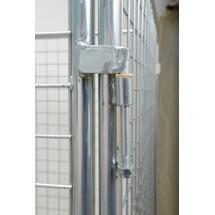 Pojemnik do utylizacji na kółkach