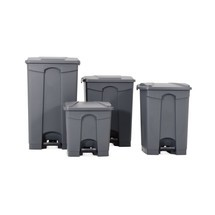 Pojemnik na odpady zpedałem BASIC