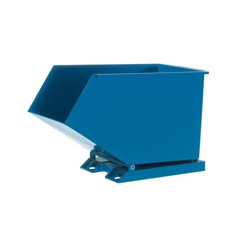 Pojemnik uchylny nieckowy fetra® bez kółek