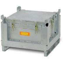 Pojemnik zbiorczy na akumulatory CEMO