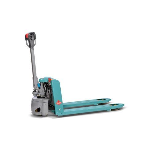 Poloelektrický nízkozdvižný vozík Ameise® SPM 113, délka vidlí 1150mm
