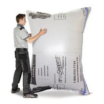 Polstermaterial aus PP, Ladungssicherung