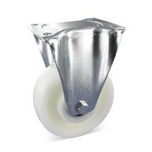 Polyamid-Schwerlast-Bockrollen. Tragkraft 350 - 1000 kg