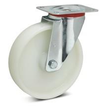 Polyamide zwenkwiel Premium, capaciteit 150 - 350 kg