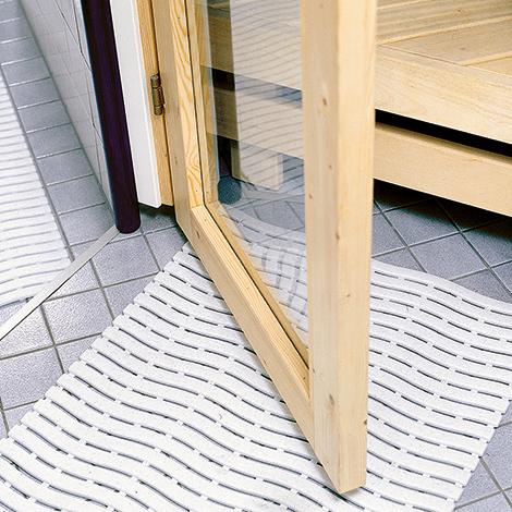 Polyethylen-Gittermatten YOGA SOFT STEP®, Einzelmatten, div. Farben