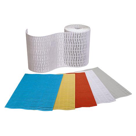 Polyethylen-Gittermatten YOGA SOFT STEP®, Zuschnitte, div. Farben