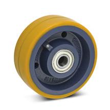Polyurethan-Schwerlast-Räder Premium. Tragkraft 800 - 2000 kg