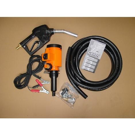 Pompa elektryczna do zbiorników UNI i MULTI CEMO