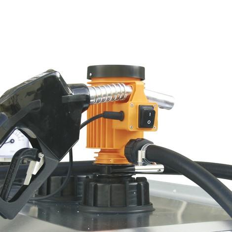 Pompe électrique pour cuves UNI et MULTI CEMO