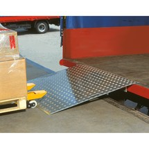 Ponte di carico, variante mobile