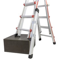 Pootverlenging voor telescopische ladder HYMER 3-in-1