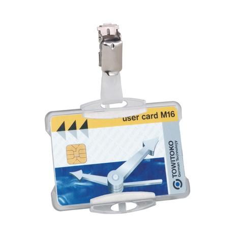 Porta carta d'identità DURABLE per documenti aziendali