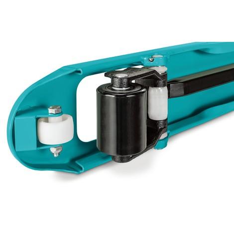 Porta-paletes Ameise®, capacidade de carga 2.000 kg, comprimento dos garfos 1.150 mm