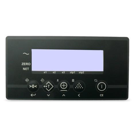 Porta-paletes com balança Jungheinrich AMW 22p com display Premium