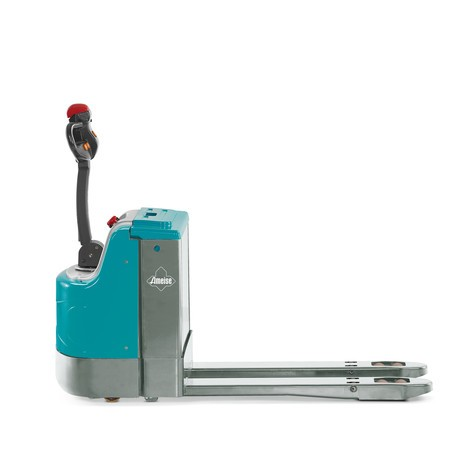 Porta-paletes elétrico Ameise®, comprimento do garfo 1150mm, capacidade de carga de 2000kg
