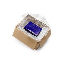 Portable Luftpolsterkissen Mini pak´r Supertube 400x150mm x 200lfm